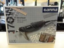 GAMMA minitool MT-170LCD + koffer en 60 accessoires - NIEUW