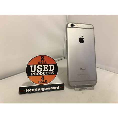 iPhone 6S 128GB Space Gray incl. Lader in Nette Staat