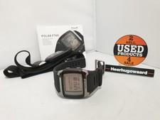 POLAR FT60 Hartslagmeter Zwart incl. Band en Handleiding