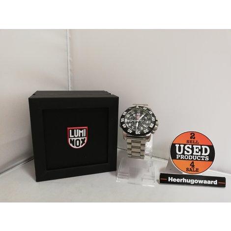 Luminox Series 3180 / 3182 Horloge Compleet in Doos in Nette Staat