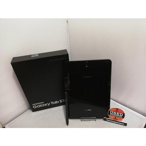 Samsung Galaxy Tab S3 32GB Wifi + 4G Compleet in Doos in Zeer Nette Staat