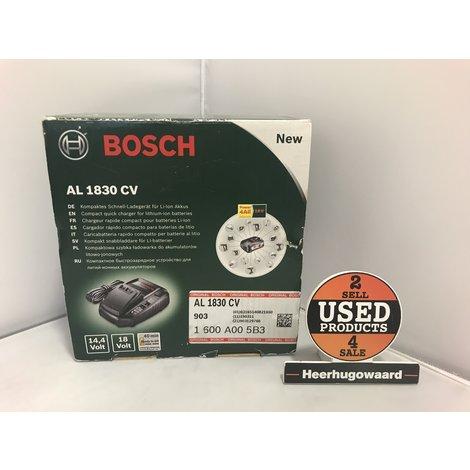 Bosch AL 1830 CV 14,4/18V Accu Lader Nieuw in Doos