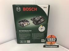 Bosch 18-Volt Starter Set AL 1830 CV Oplader + 18V 2,5Ah Accu Nieuw in Doos