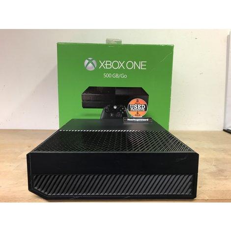 Xbox One 500GB incl. Controller compleet met Doos