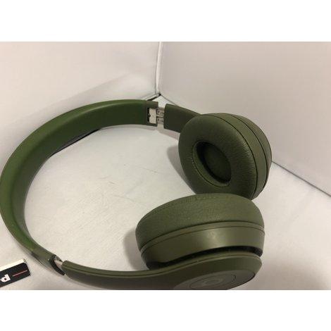 Beats Solo 3 Wireless Groen in Nette Staat