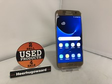 Samsung Galaxy S7 32GB Gold incl. Lader in Nette Staat