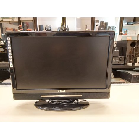 Akai ALD1914HT 19'' LCD-TV DVD Combi incl. AB