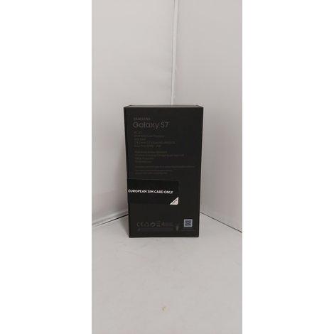 Samsung Galaxy S7 32GB Black Onyx Nieuw in Seal