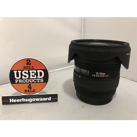 Sigma 10-20mm 1:4-5.6 DC HSM Lens voor Canon in Nette Staat