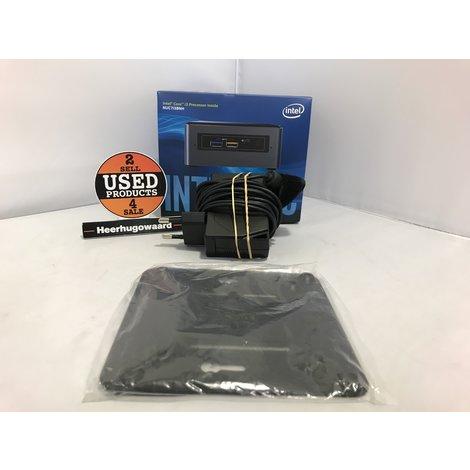 Intel NUC Kit NUC7i3BNH Bare Bone PC (230GB M.2 / 512GB SSD 8GB DDR4)