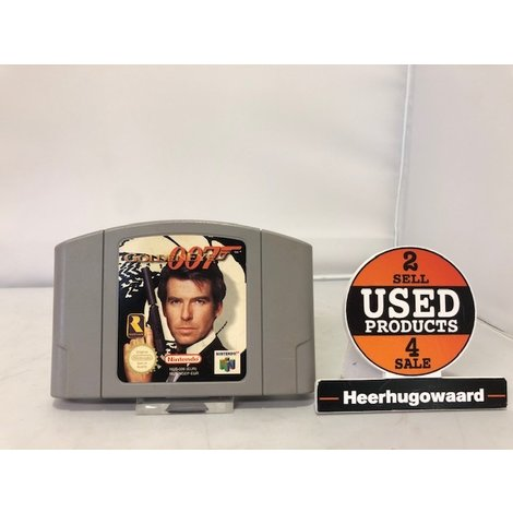 Nintendo 64 Game: 007 Goldeneye
