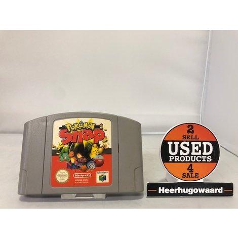 Nintendo 64 Game: Pokemon Snap