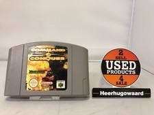 Nintendo 64 Game: Command & Conquer