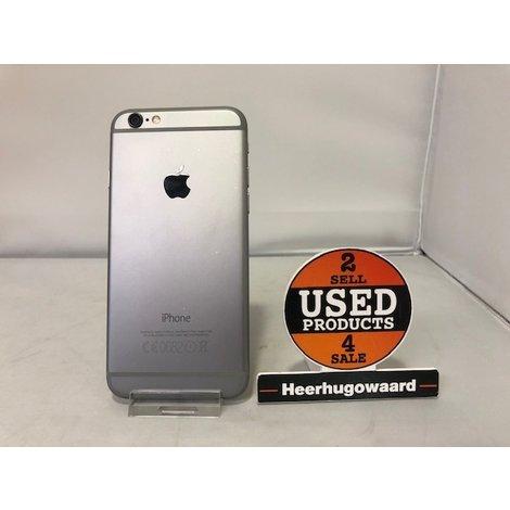 iPhone 6 64GB Space Gray incl. Lader in Redelijke Staat