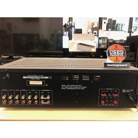 Akai AM-17 Stereo Versterker in Goede Staat