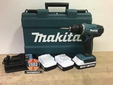Makita Makita DF347 14,4V Schroefmachine incl. 3 Accu's en Lader in Koffer