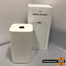 Apple Apple Airport Extreme A1521 Compleet in Doos in Nette Staat