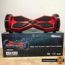 Koowheel Hoverboard LED/Bluetooth/Speakers Compleet in Doos
