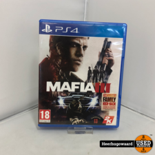 PS4 Game: Mafia III