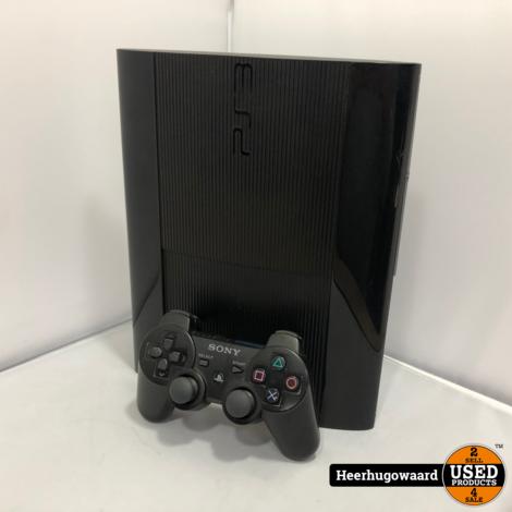 Playstation 3 Super Slim 500GB Compleet
