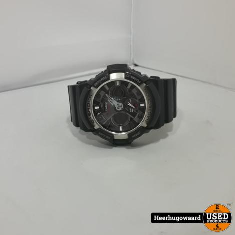 Casio G-Shock GA-200 Horloge in Nette Staat