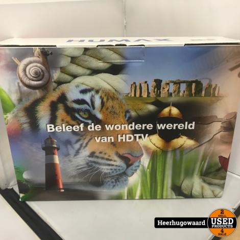 Humax iHDR5050C TV Recorder Compleet in Goede Staat