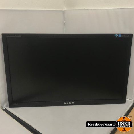 Samsung Syncmaster EX2220 21,5'' Full HD Monitor Zonder Voet