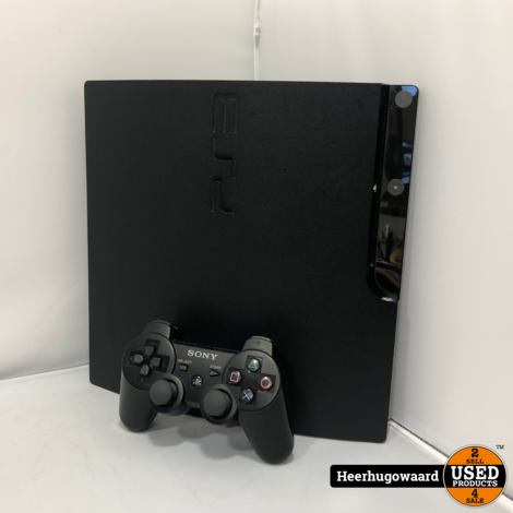 Playstation 3 Slim 160GB Compleet