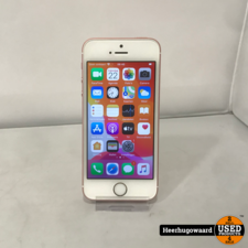 iPhone SE 64GB Rose Gold in Nette Staat