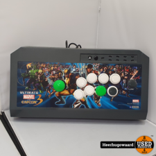 Hori Ultimate Marvel vs Capcom 3 Arcade Stick voor PS3