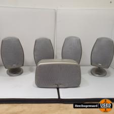 Klipsch RSX-3 5.1 Speaker Set | In Goede Staat