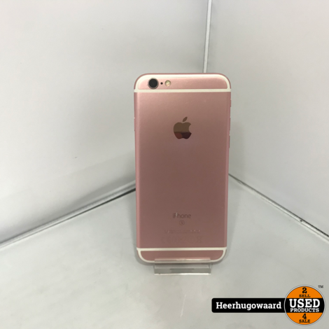 iPhone 6S 16GB Rose Gold in Nette Staat