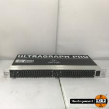 Behringer FBQ1502HD Ultragraph Pro 2 Kanaals Equalizer