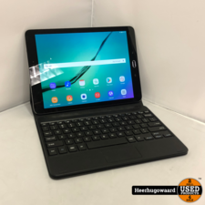 Samsung Galaxy Tab S2 32GB Wifi incl. Keyboard in Nette Staat