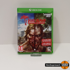 Xbox One Game: Dead Island Definitive Collection