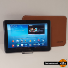 Samsung Galaxy Tab 2 10.1 16GB in Goede Staat