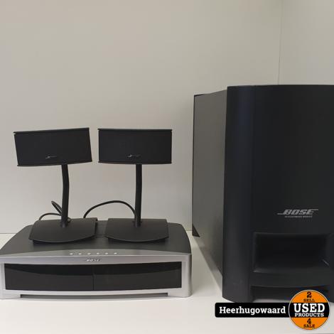 Bose 321 Series II 2.1 Home Cinema Set in Nette Staat