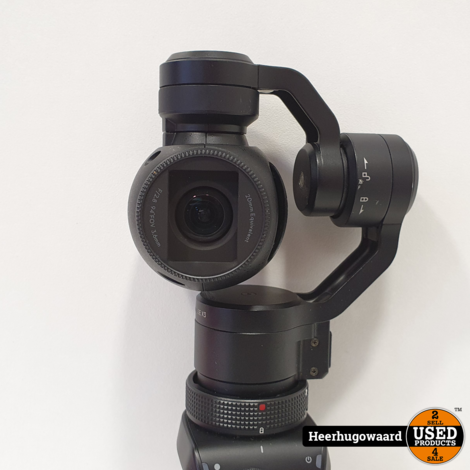 DJI Zenmuse X3 Gimbal Camera incl Accessoires in Nette Staat