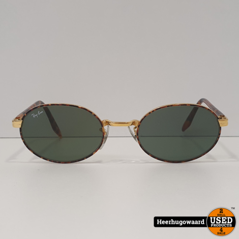 Ray-Ban w2188 Dames Zonnebril Vintage in Nette Staat