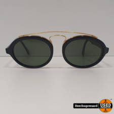 Ray-Ban B&L Gatsby Style 6 W0940 Vintage Zonnebril in Goede Staat