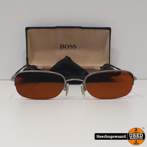 Hugo boss HB11031 Heren Zonnebril incl. Hoes in Nette Staat