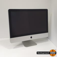 iMac 21,5 Inch 2011 (i5 2,5GHz 8GB 500GB) in Nette Staat