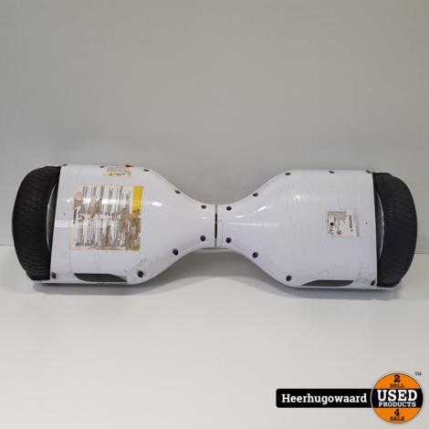 Denver DBO-6550 MK3 Hoverboard incl. Lader in Goede Staat