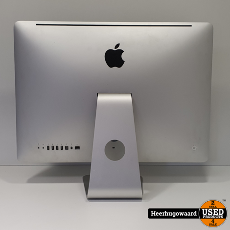 iMac 21,5'' Mid 2011 in Nette Staat - i5 2,7GHz 8GB 320GB