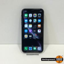 iPhone XR 128GB Black in Zeer Nette Staat - Accu 90%