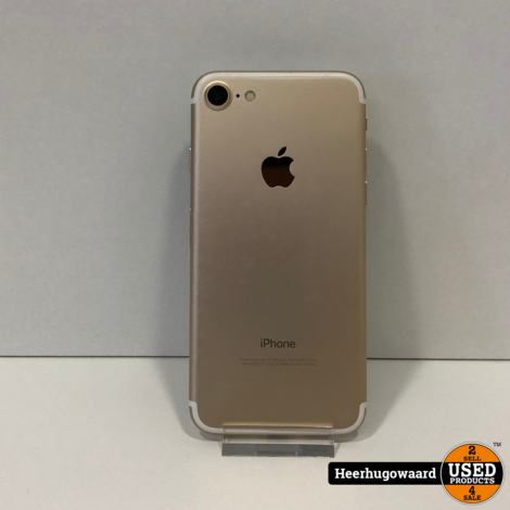 iPhone 7 128GB Gold in Goede Staat