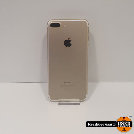 iPhone 7 Plus 32GB Gold in Goede Staat