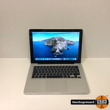 MacBook Pro 13 Inch Mid 2012 - i5 2,5GHz 4GB 500GB HDD