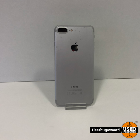 iPhone 7 Plus 32GB Silver in Goede Staat