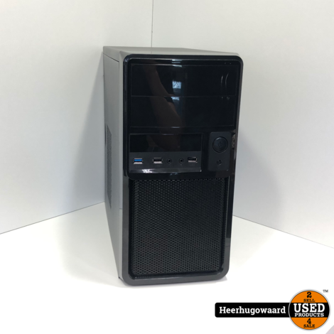 Game PC in Nieuwstaat - i5-9400F GTX 1650 16GB DDR4 480GB SSD